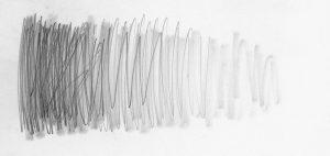 uneven tone in pencil sketches by pencil sketch artist