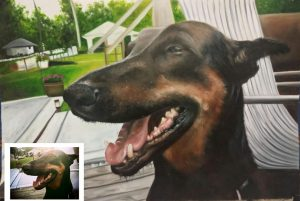 occasions to gift pet portrait