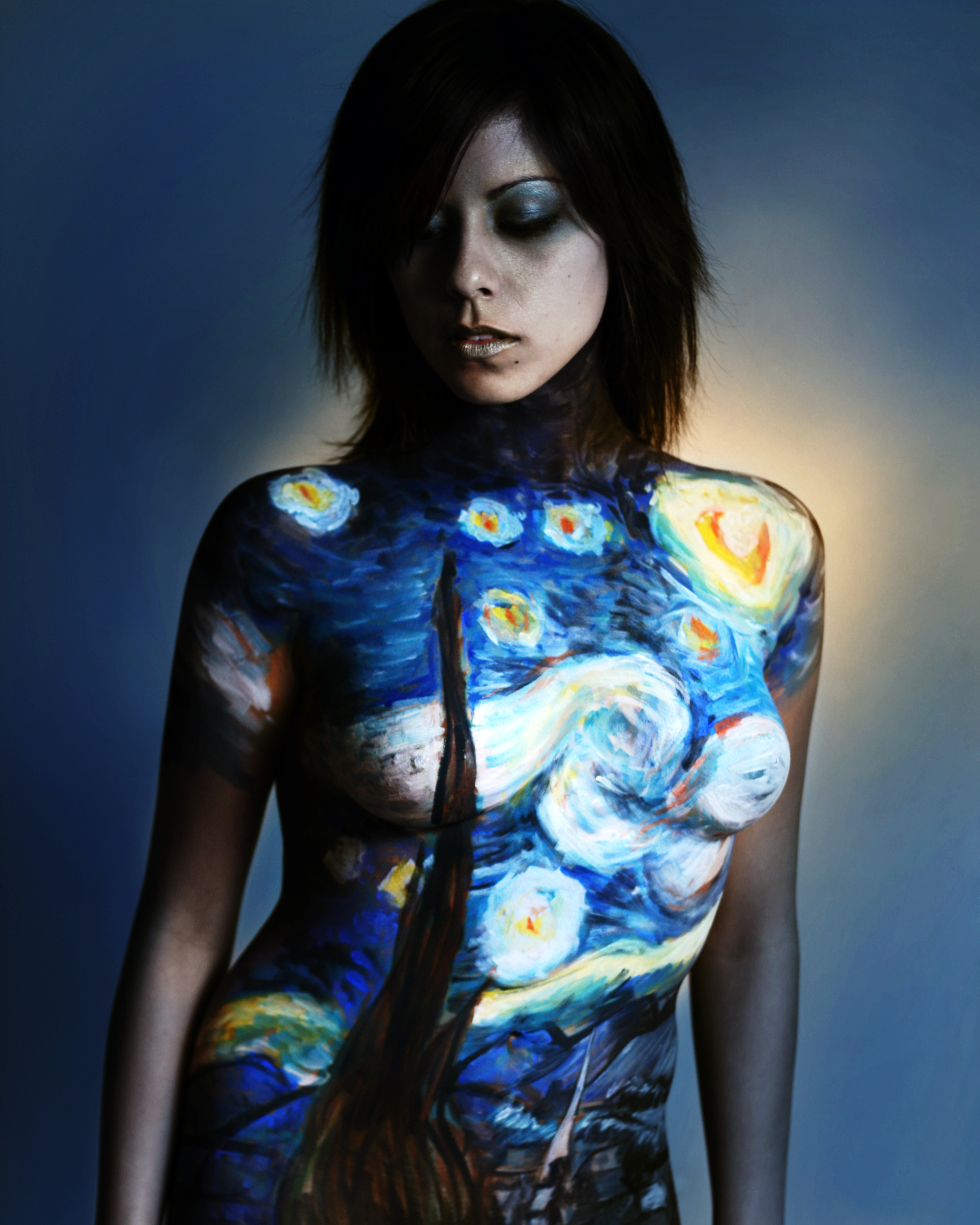 Body Painting (Types of Painting)