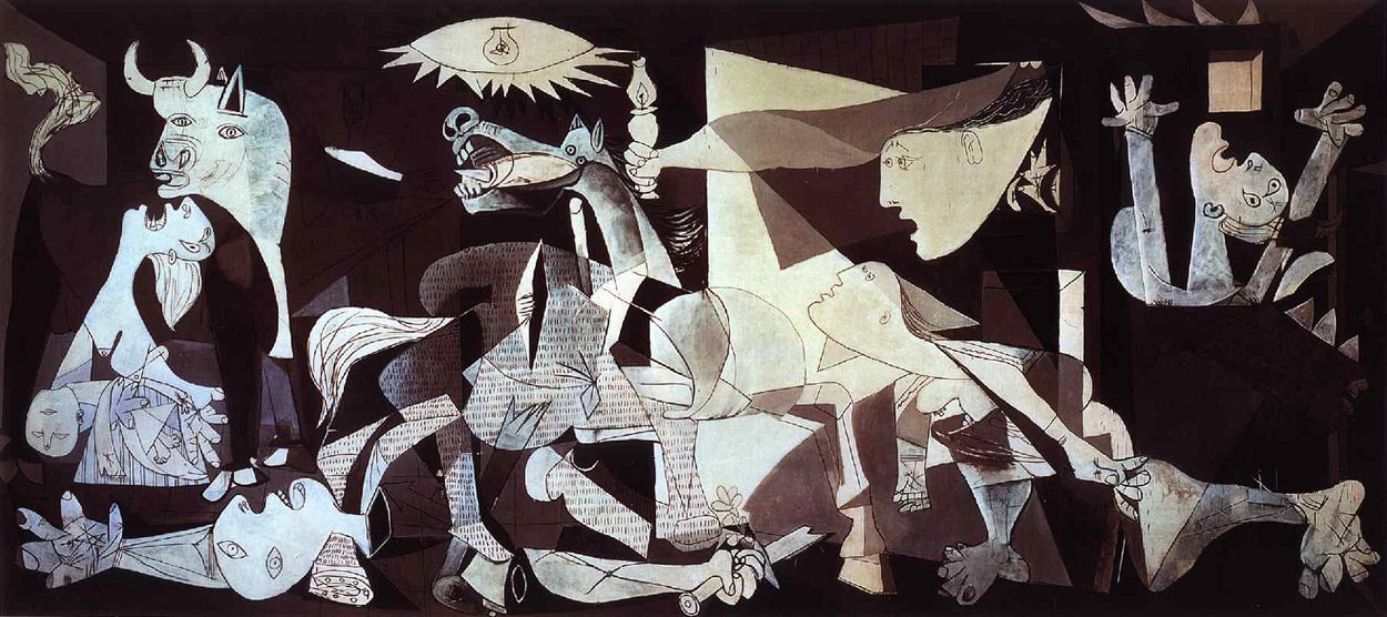 Guernica The famous painting