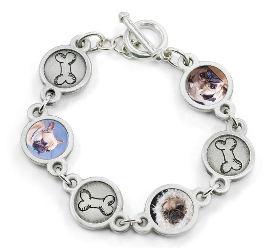 Pet Memorial Bracelet as pet loss gift