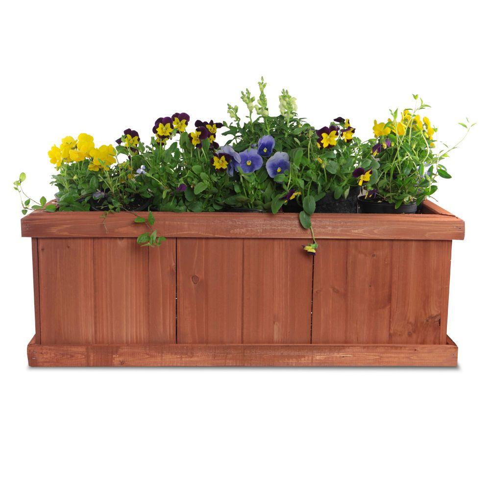 Flower Planter Box