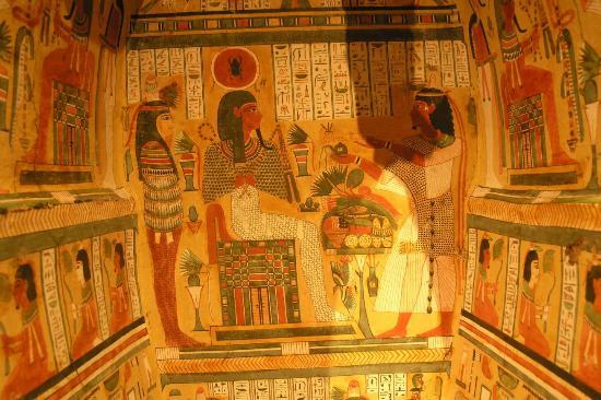 The Egyptian Sarcophagus or Sarcophagi