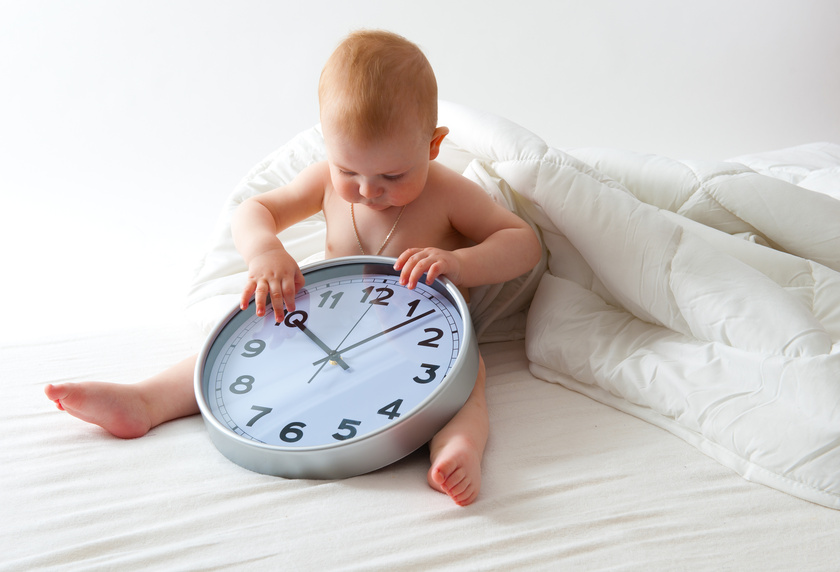 best time based on your baby's schedule