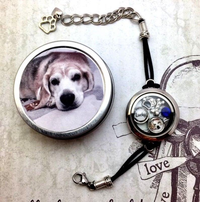 Dog Picture Locket