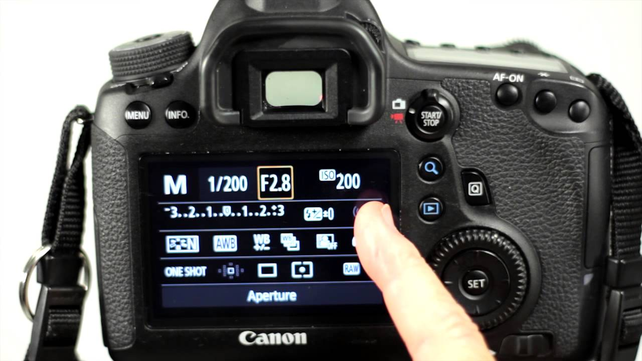Camera Settings for Baby Photography