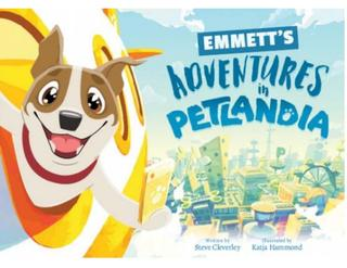 Pet Personalized Books as pet loss gift