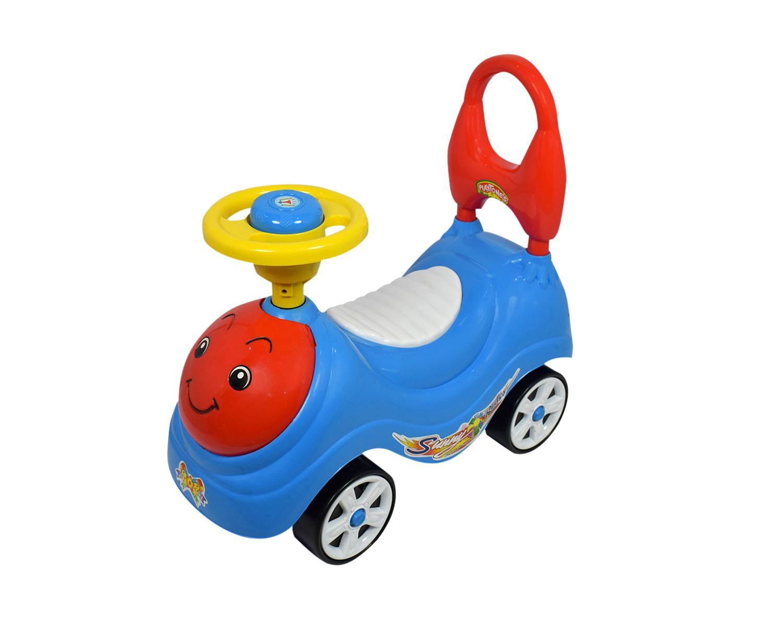 Toy rider