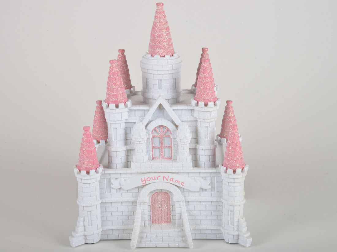 Princess castle bank