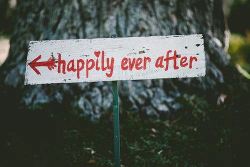 A happily ever after