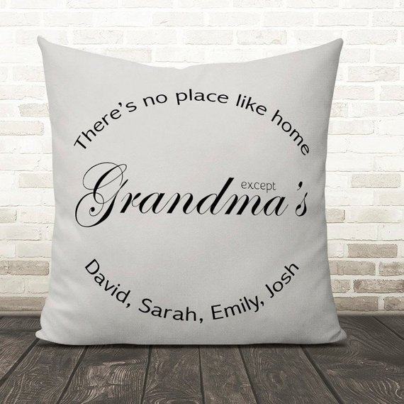 Personalized Cushions