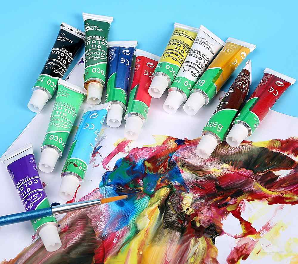 Oil Paints increase the oil painting cost