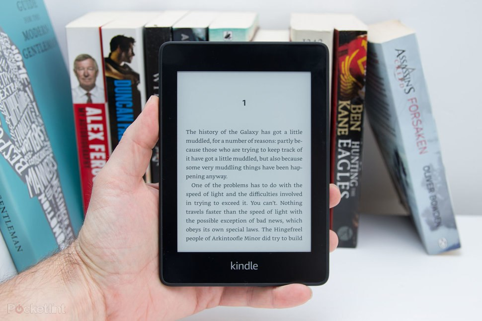 Kindle Paperwhite as christmas gift for brother in law
