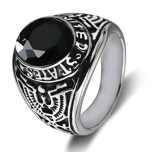 An Army Ring