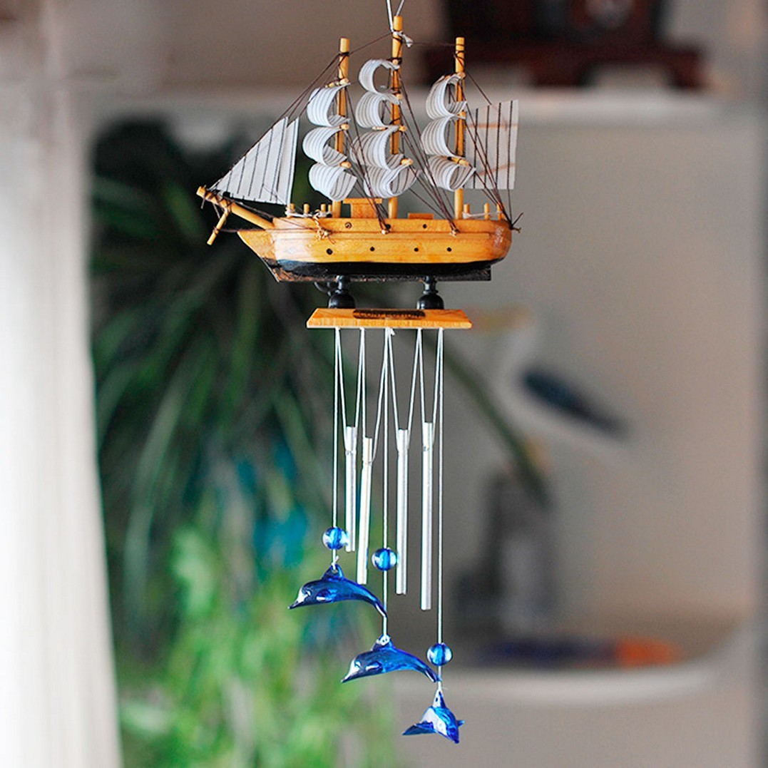 Windchimes as housewarming gift