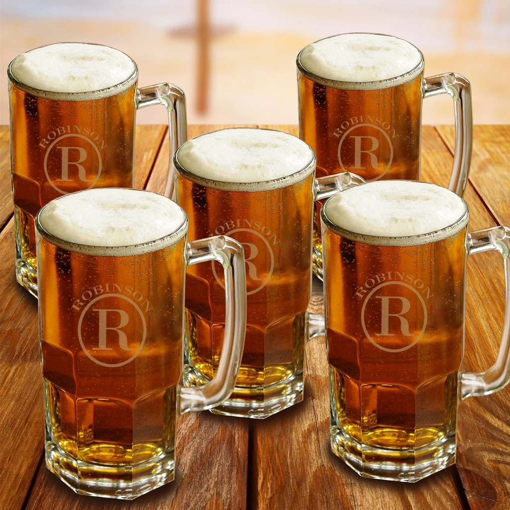 A Set of Beer Mugs