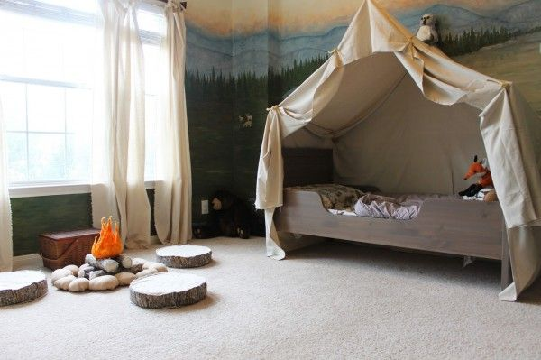 Tent Style