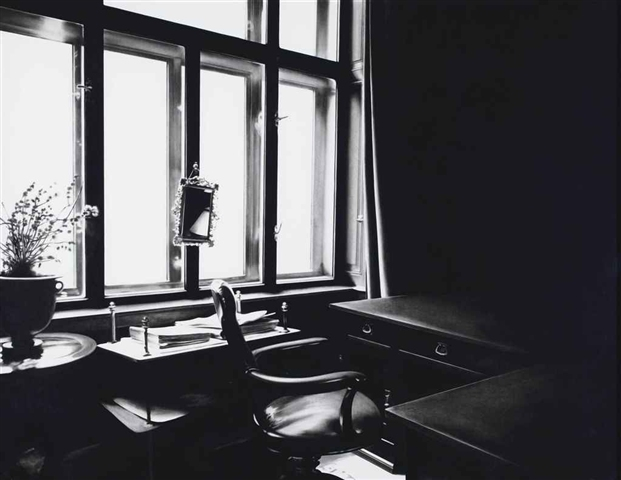 Robert Longo, Untitled (Freud's desk by window), 2004, sold for US$266,500 at Christie's New York