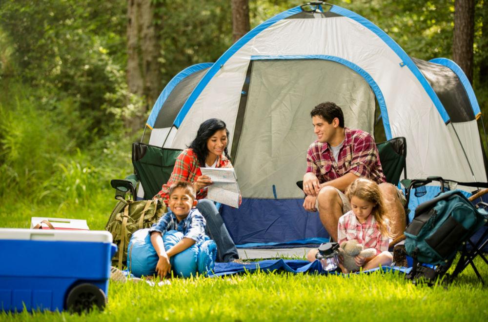 Camping (Memorial Day)