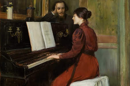 A Romance by Santiago Rusignal
