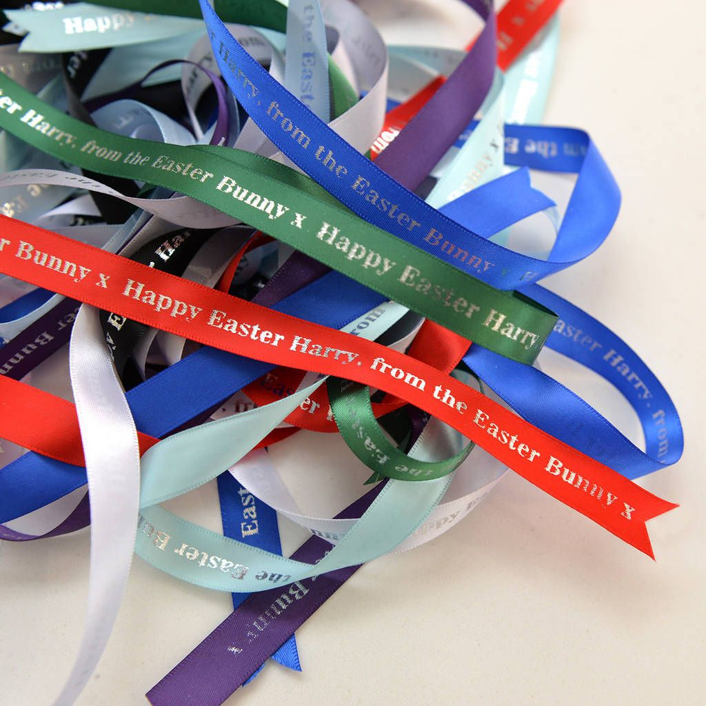Message Ribbons