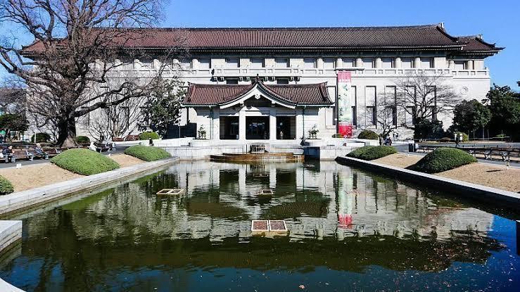 Tokyo National Museum (Art Museums)