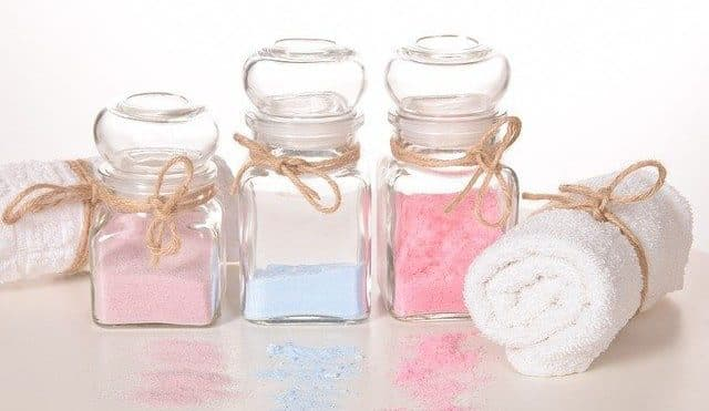 Shower Salts
