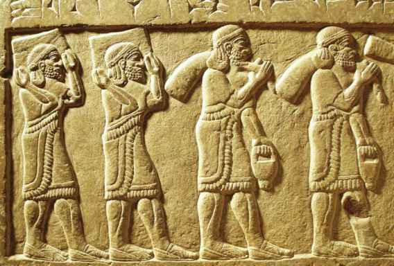 The Mesopotamian Art