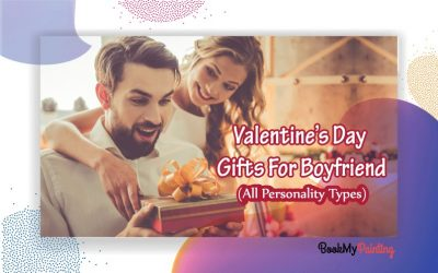 Valentine's Day Gifts for Boyfriends (All Personality Types)