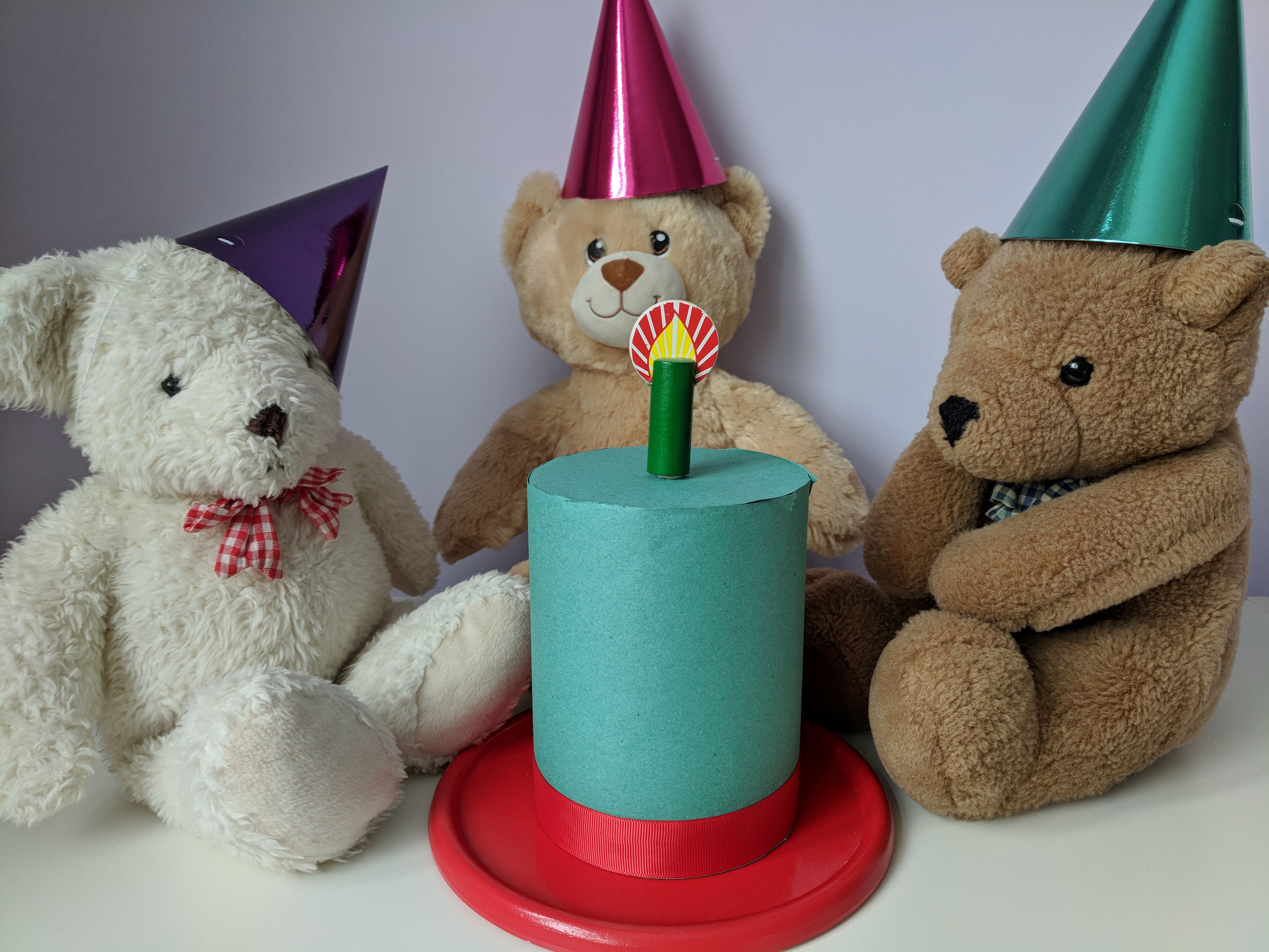 Bring Your Stuff Toy Birthday Party