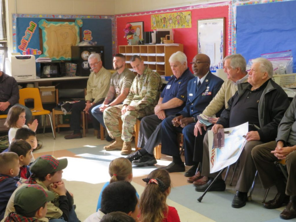 Plunk Down and Talk with a Veteran (How to Plan a Perfect Veterans Day)