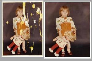 Digital Photograph Restoration (Restore old Photos)