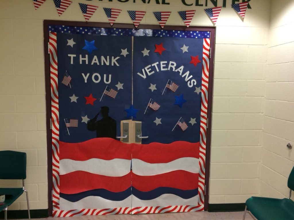 Fix up a veteran's home (How to Plan a Perfect Veterans Day)
