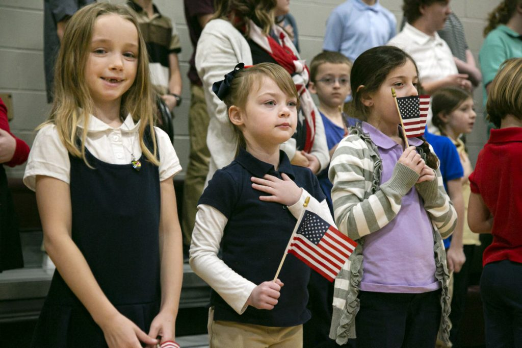 Help Educate Students About Veterans Day