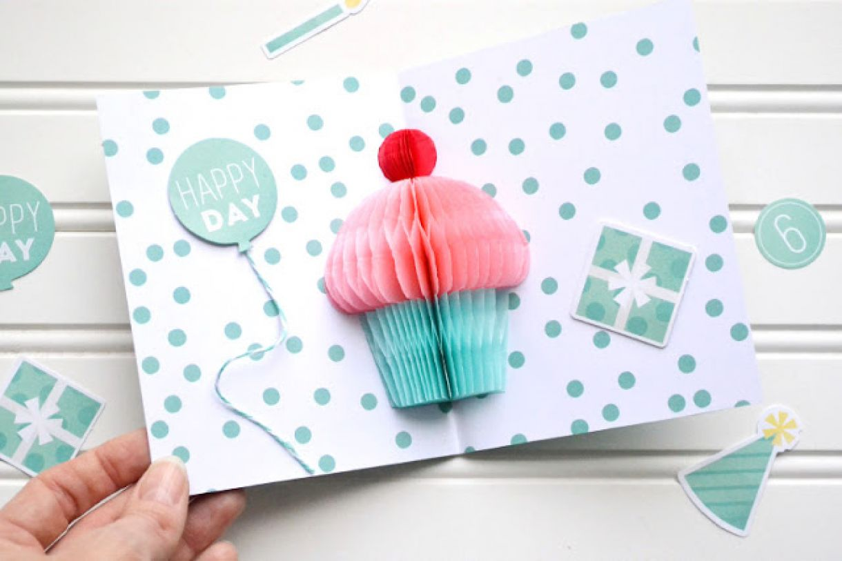 DIY Popup Birthday Card