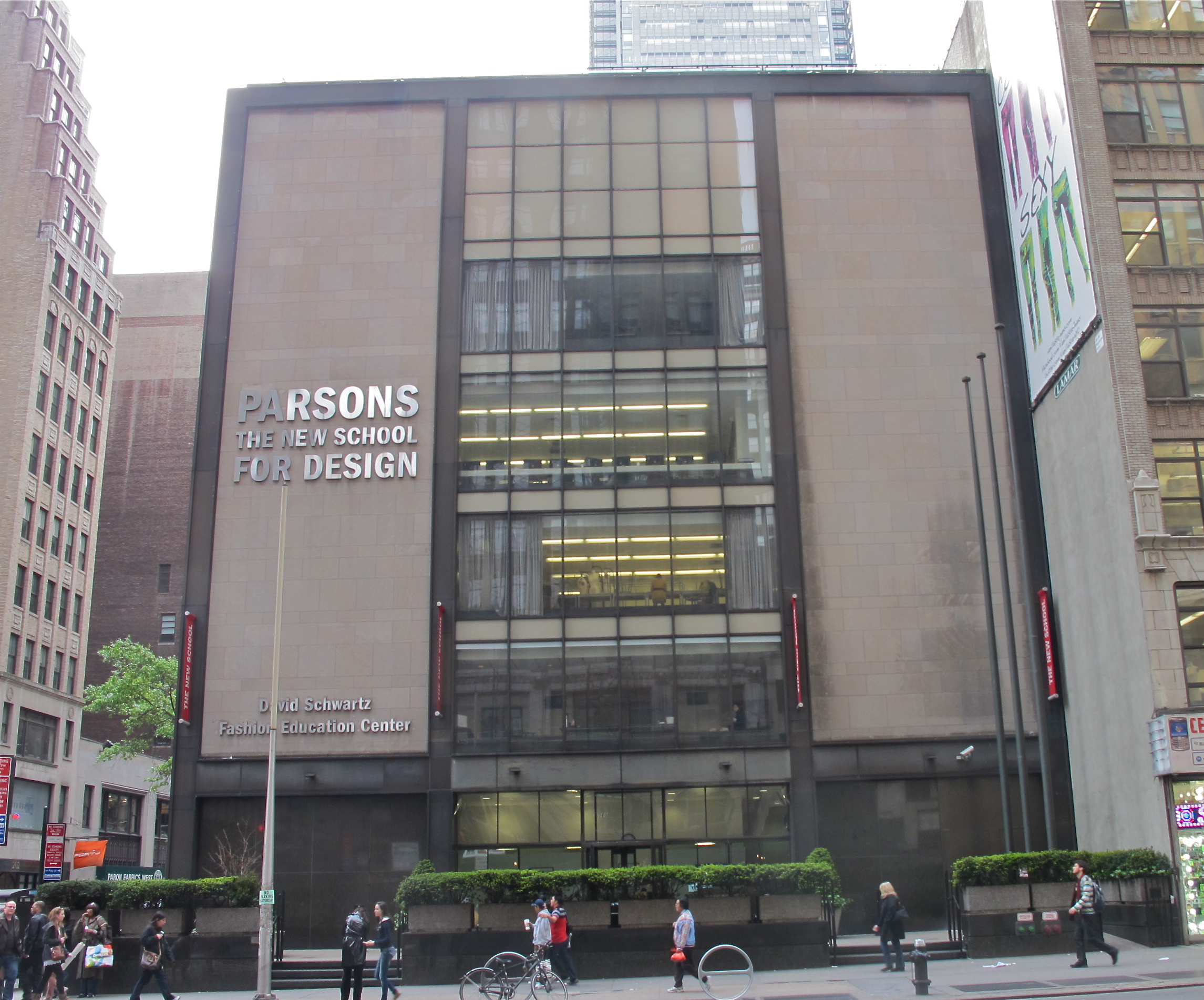 Parsons School of Design at The New School