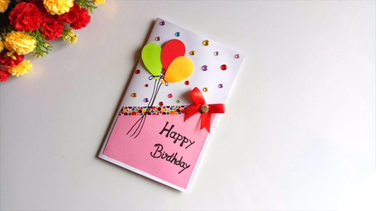 Simple Birthday Card