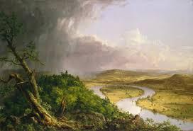 The Oxbow-Thomas Cole